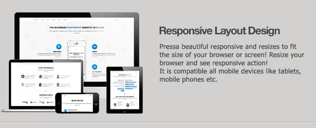 Pressa - Multi Purpose Joomla Website Template